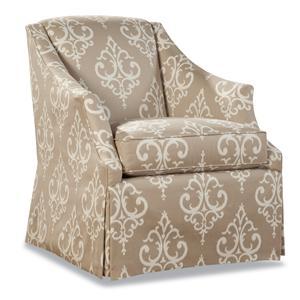 Huntington House 3399 Skirted Chair