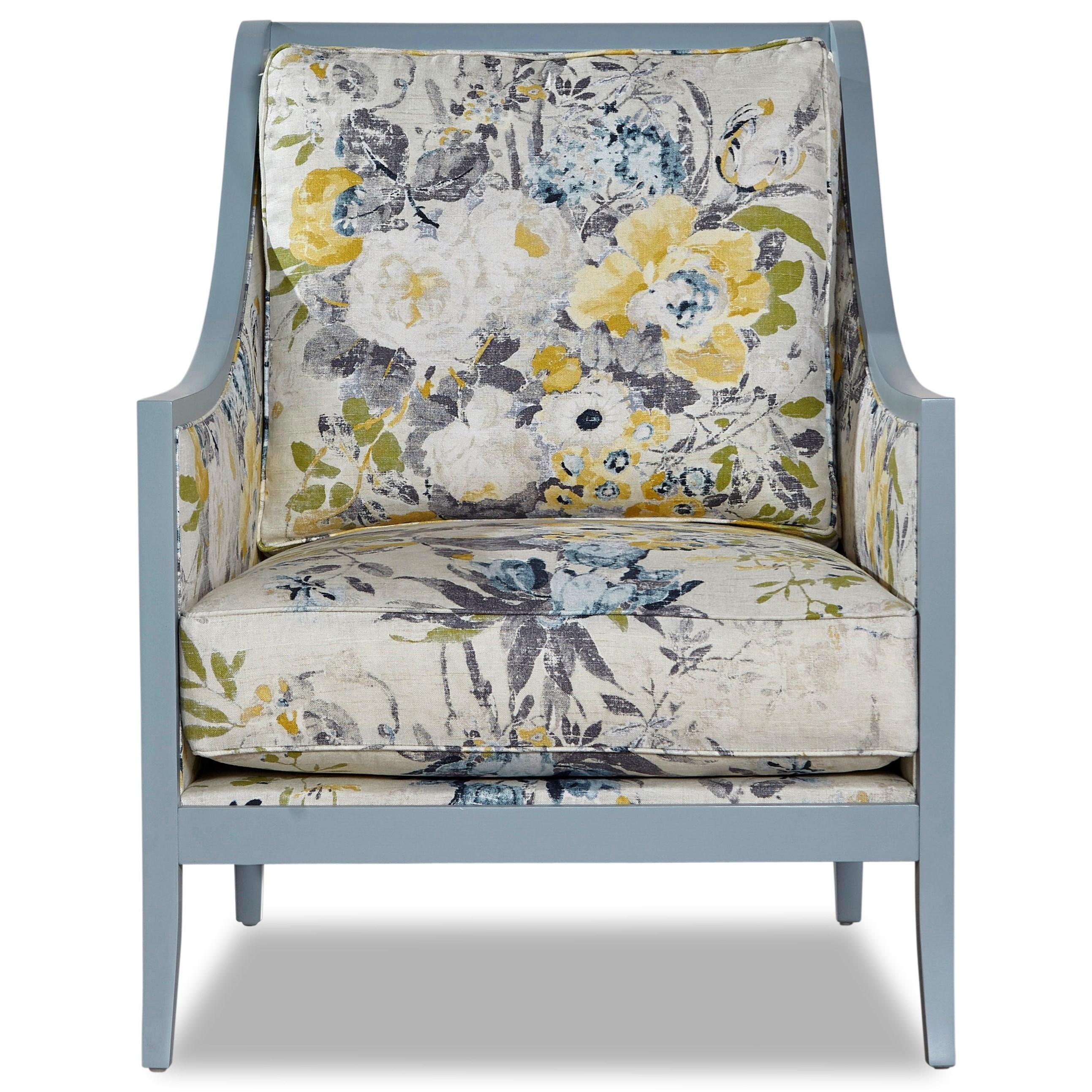 6129 Chair by Geoffrey Alexander at Sprintz Furniture