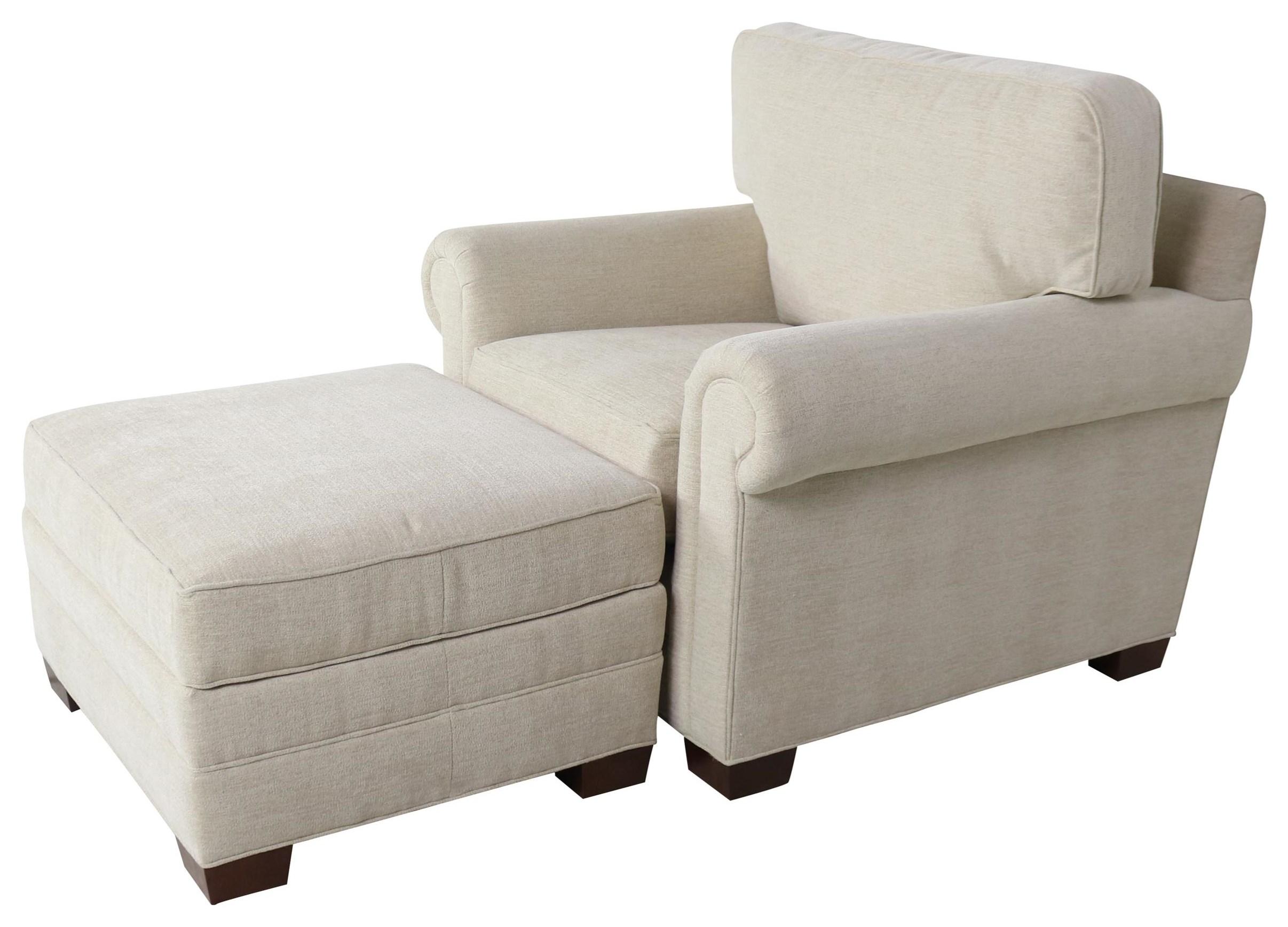 2053 Transitional Chair by Geoffrey Alexander at Sprintz Furniture