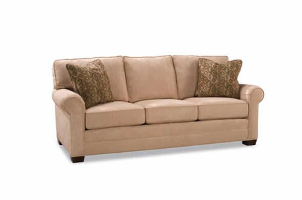 2053 Transitional Sofa by Geoffrey Alexander at Sprintz Furniture