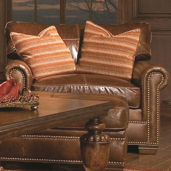 7100 Godfrey Chair by Huntington House at Belfort Furniture