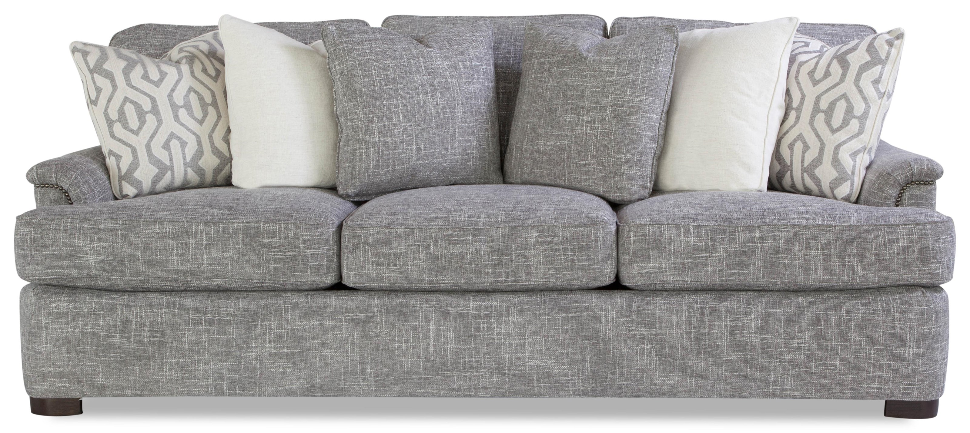 2081 Traditional Sofa  by Huntington House at Baer's Furniture
