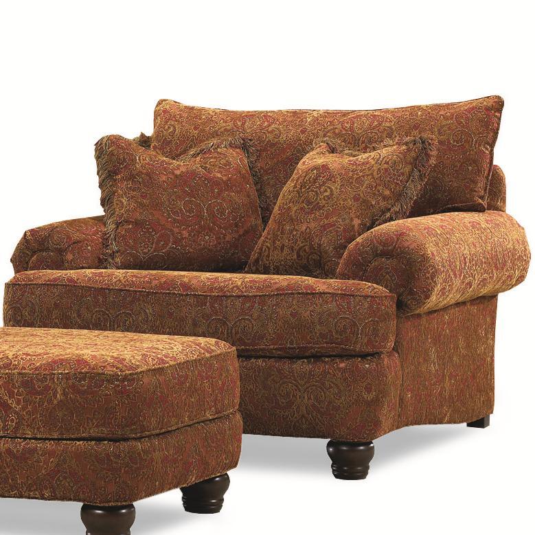 2081 Resting Chair by Geoffrey Alexander at Sprintz Furniture