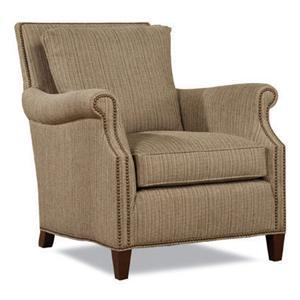 Huntington House 7121 Rolled Arm Chair