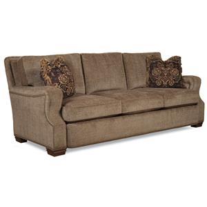 Huntington House 7124 Stationary Sofa