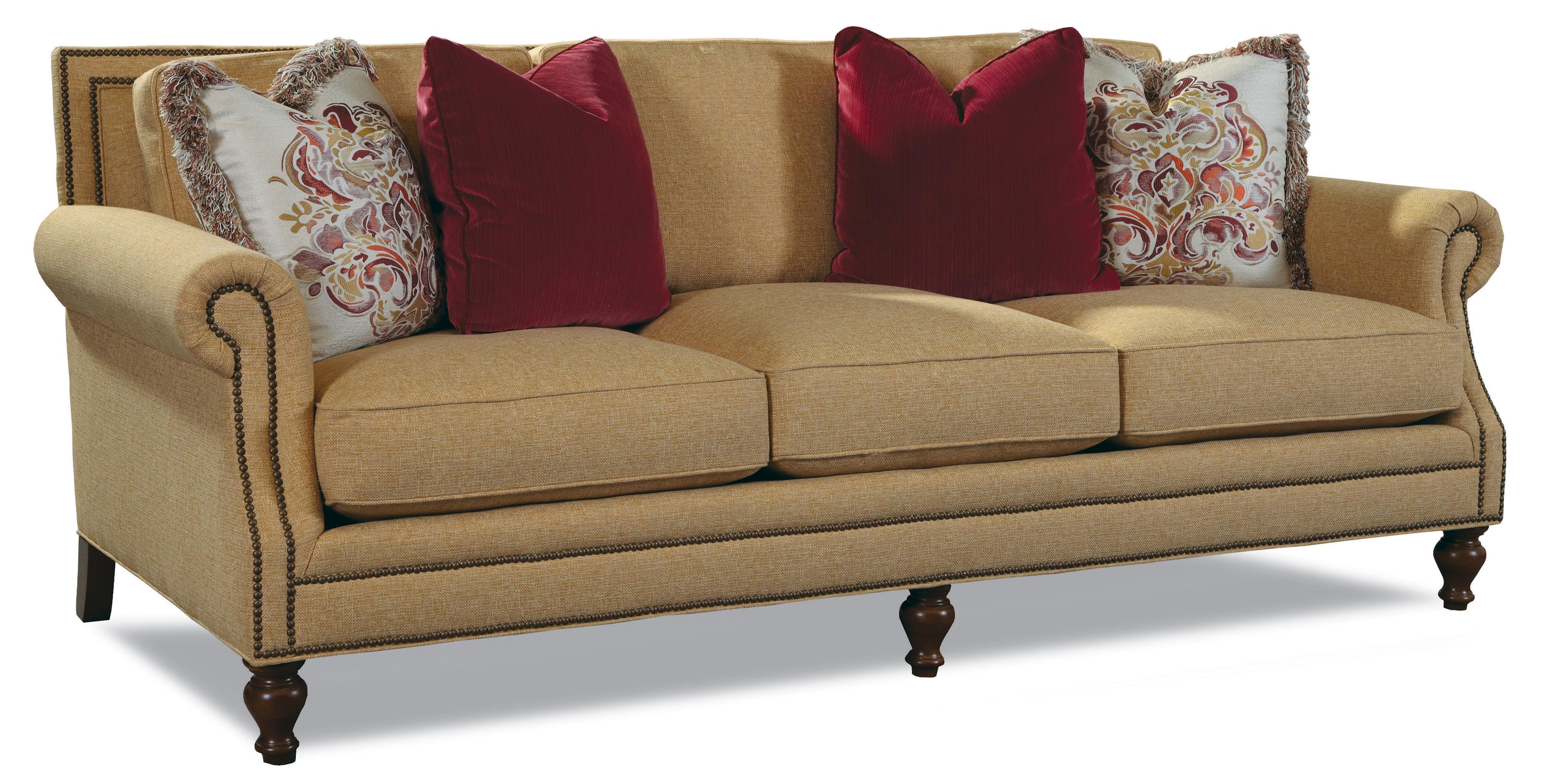 7220 Sofa by Geoffrey Alexander at Sprintz Furniture