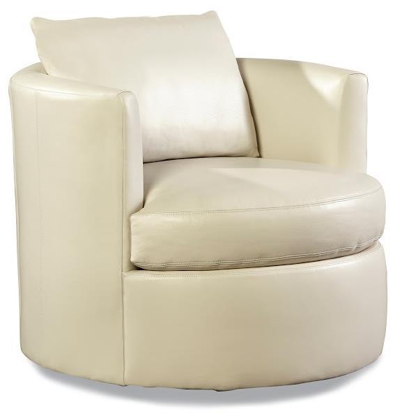 7247 Swivel Chair by Geoffrey Alexander at Sprintz Furniture