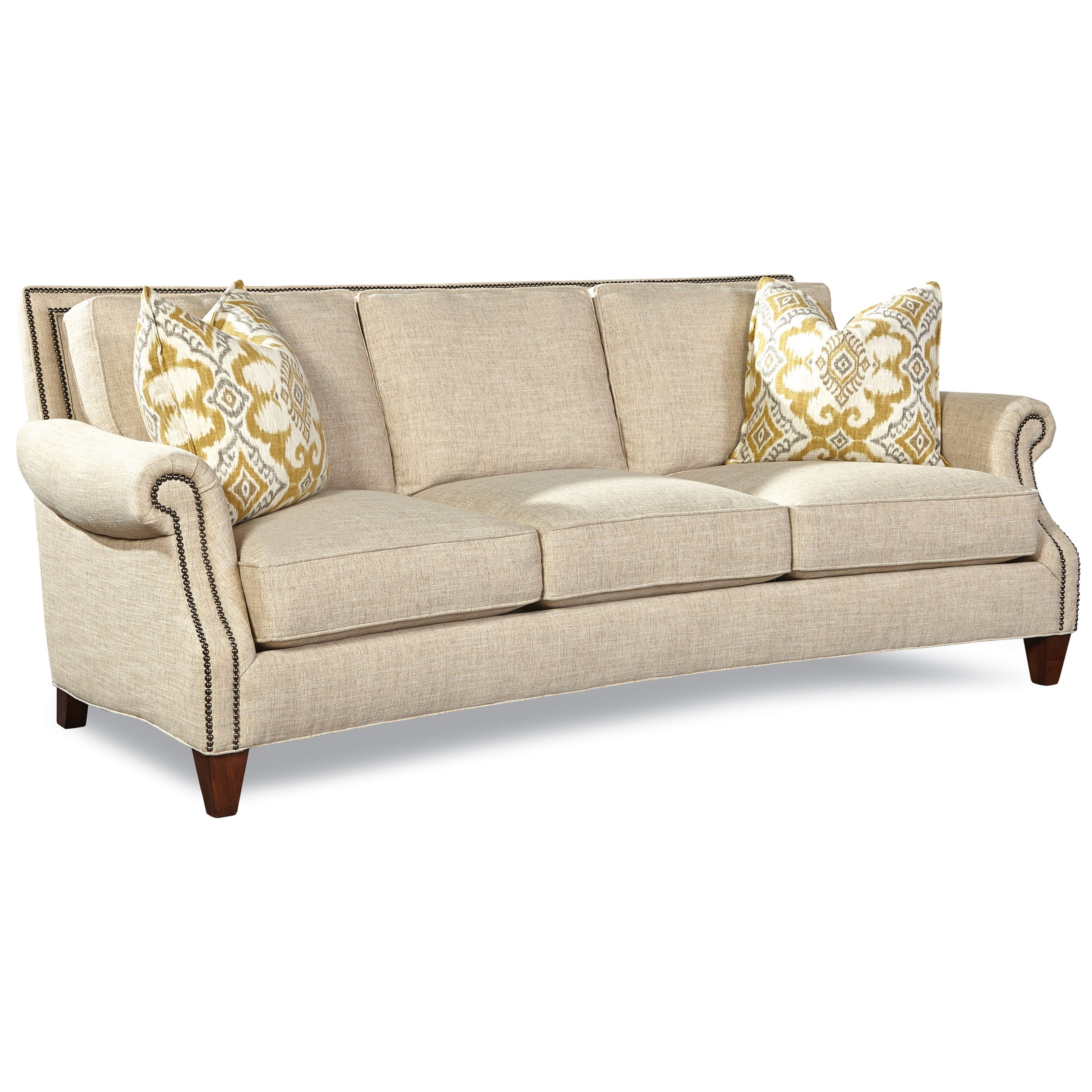 7249 Sofa by Geoffrey Alexander at Sprintz Furniture