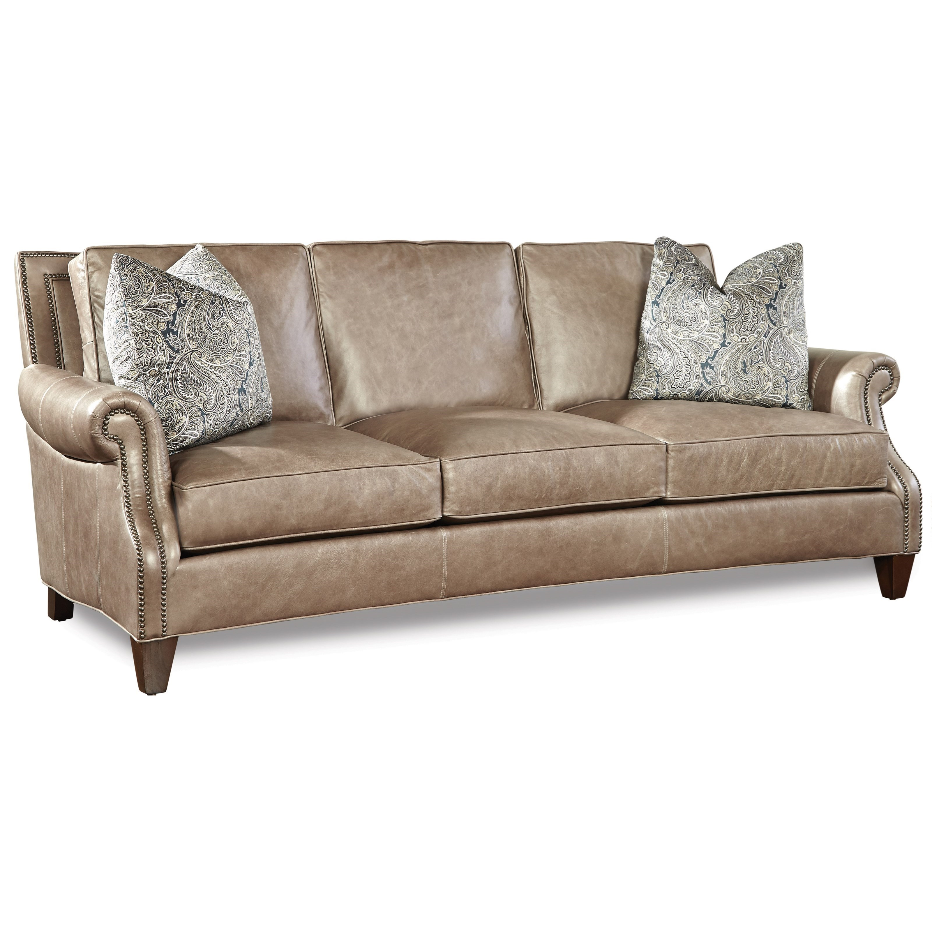 Johnson Sofa by Huntington House at Belfort Furniture