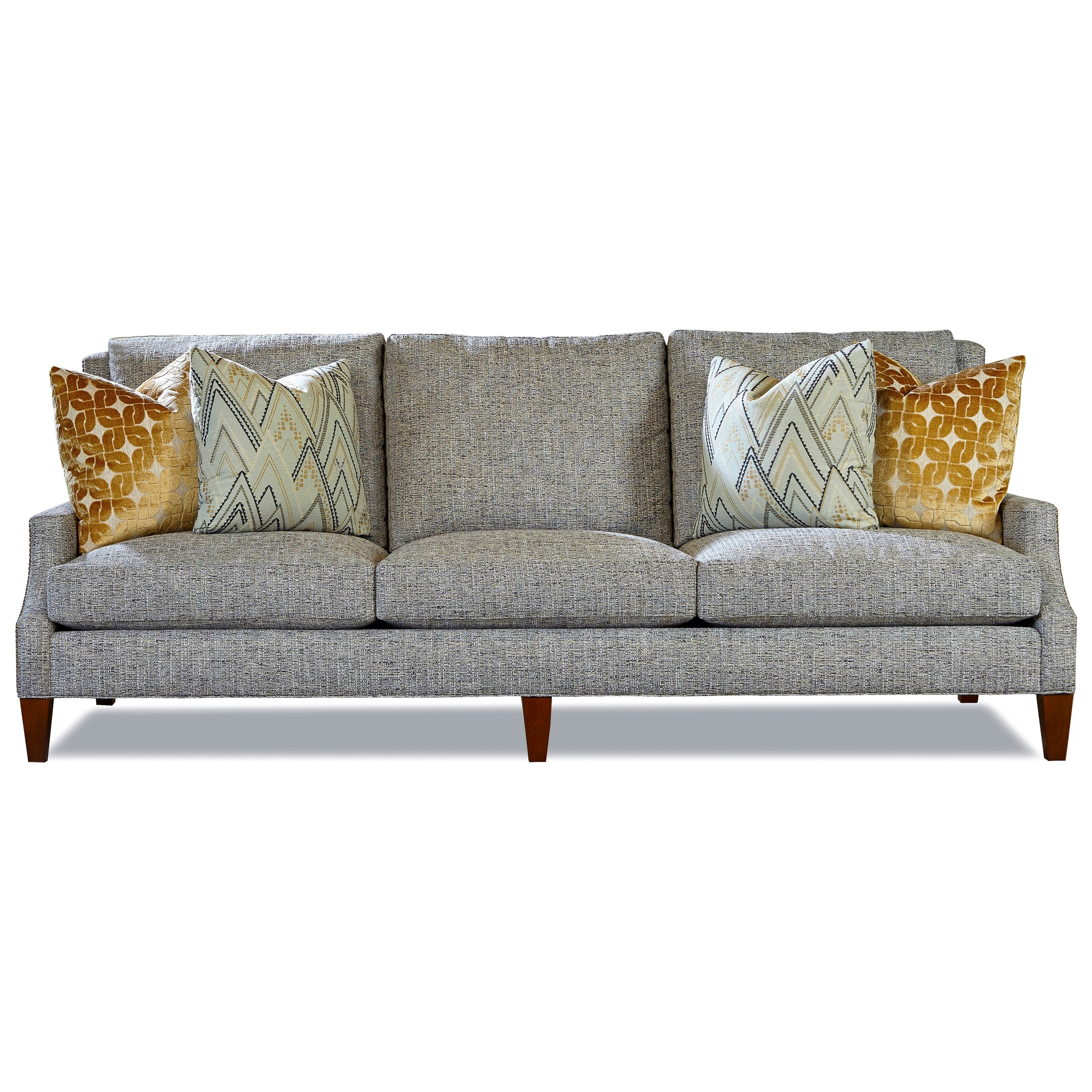 7281 Sofa by Geoffrey Alexander at Sprintz Furniture