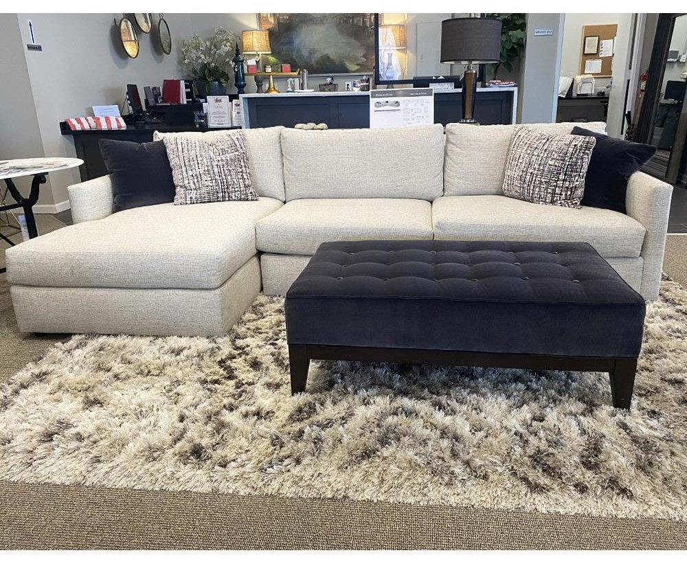 Liam Sofa Chaise by Huntington House at Belfort Furniture