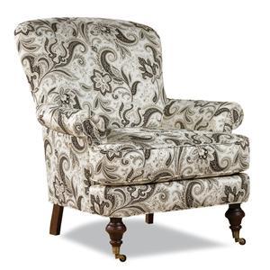 Huntington House 7384 Chair w/ Casters