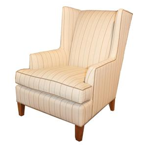 Huntington House 7406 Wing Chair