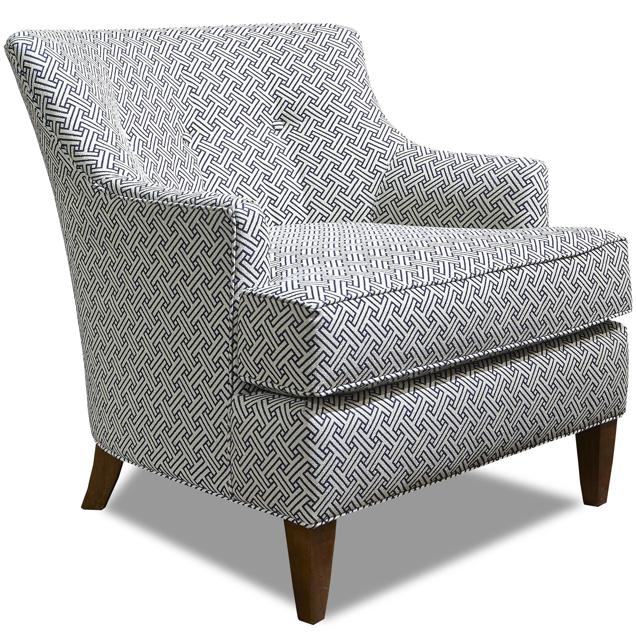Norris Traditional Chair by Huntington House at Belfort Furniture