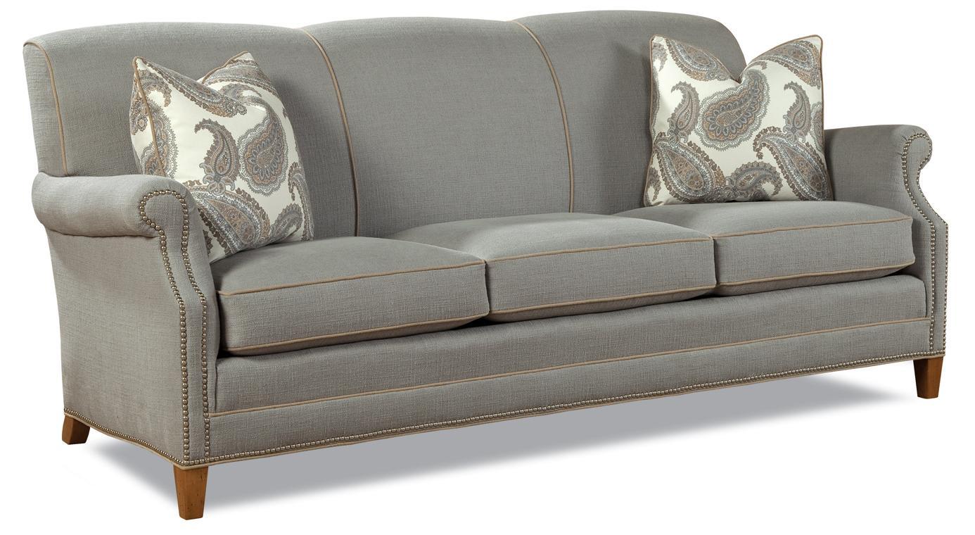 7436 Sofa by Geoffrey Alexander at Sprintz Furniture
