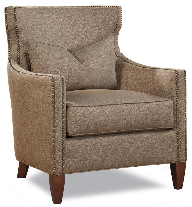 7451 Upholstered Chair by Huntington House at Baer's Furniture