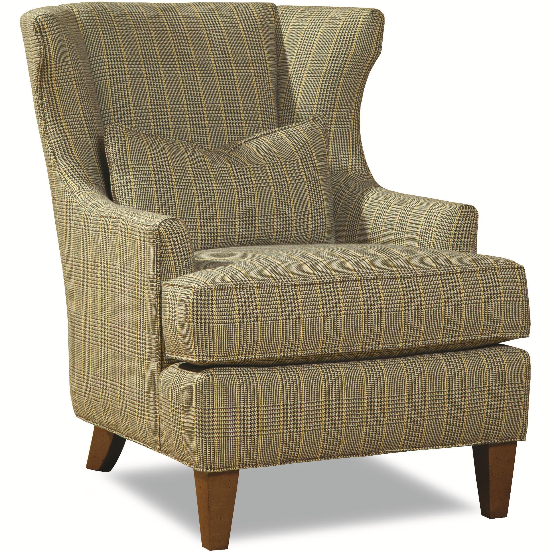 7459 Traditional Chair by Geoffrey Alexander at Sprintz Furniture