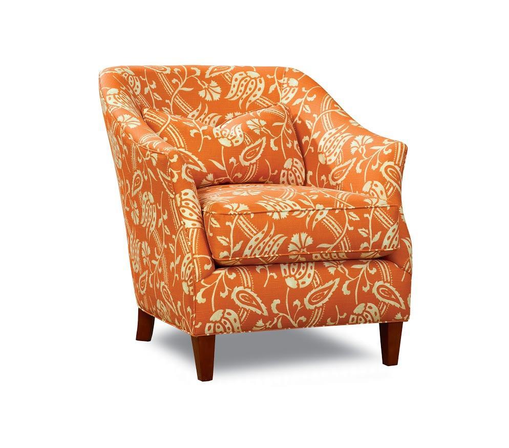 7467 Accent Chair by Geoffrey Alexander at Sprintz Furniture