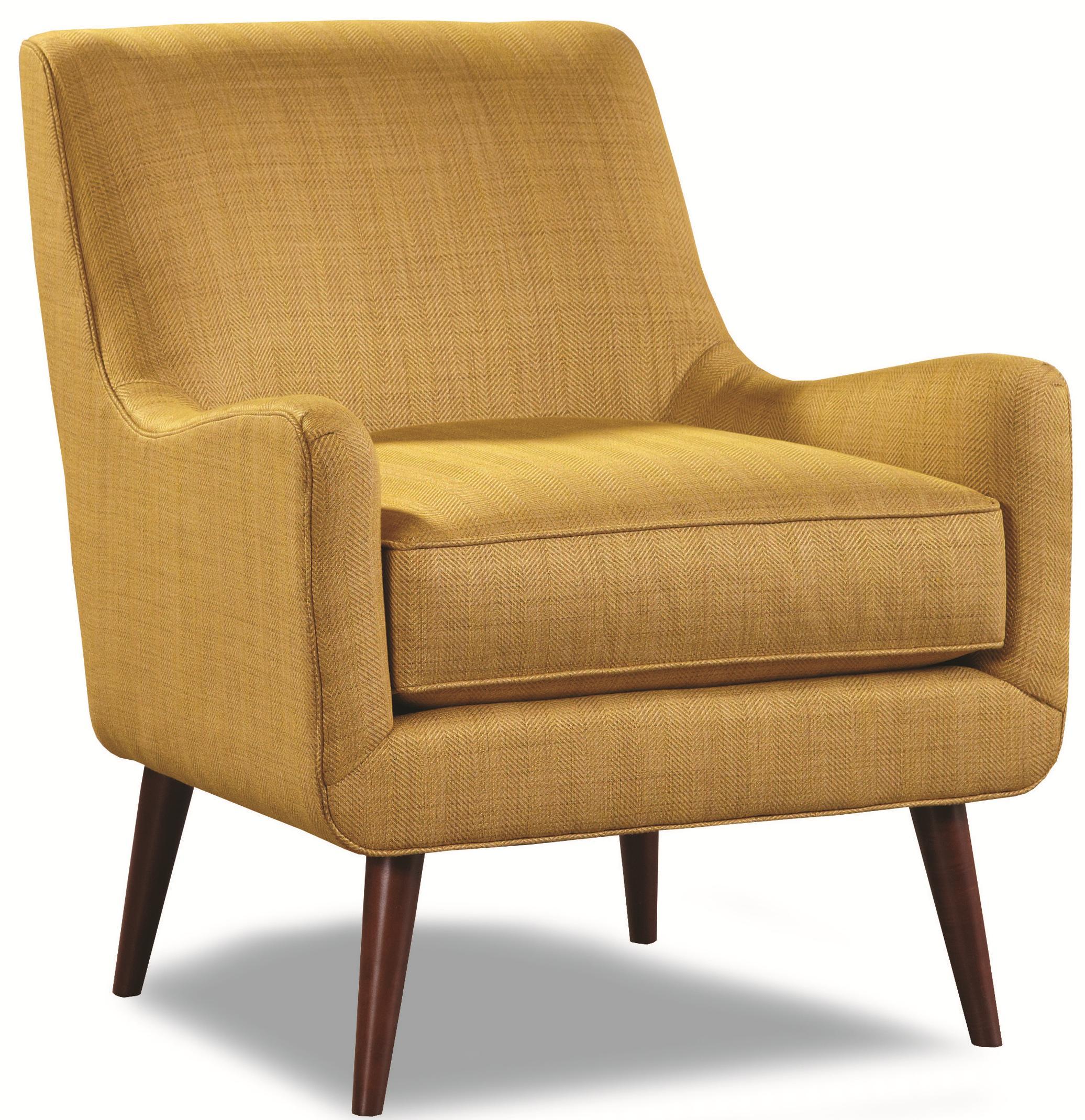 7470 Upholstered Chair by Geoffrey Alexander at Sprintz Furniture