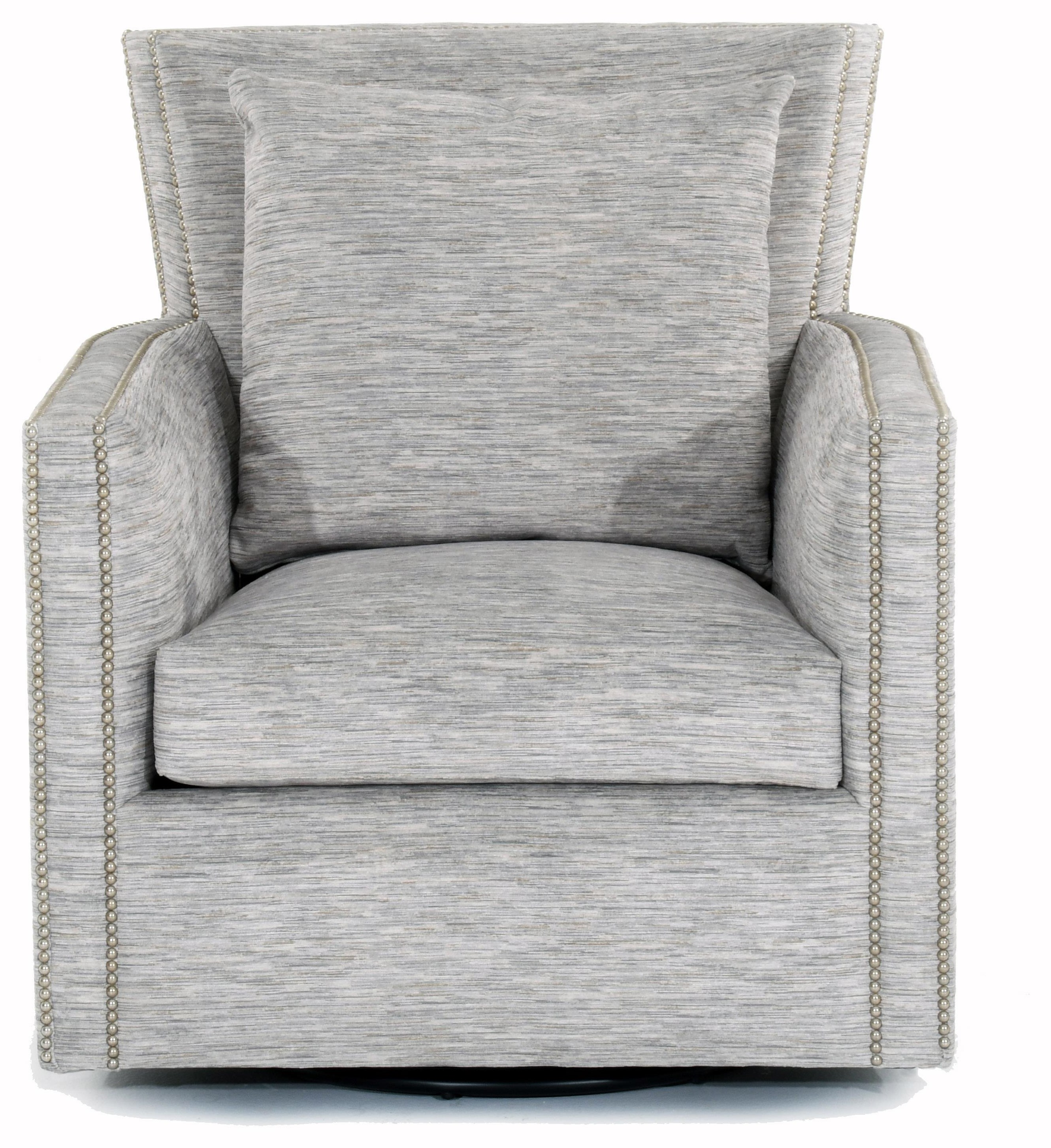 7721 Swivel Chair by Huntington House at Baer's Furniture