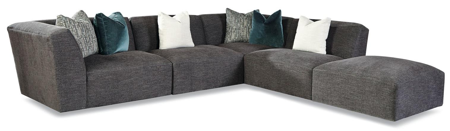 7722 Customizable Sectional by Huntington House at Thornton Furniture
