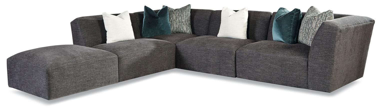 7722 Customizable Sectional by Geoffrey Alexander at Sprintz Furniture