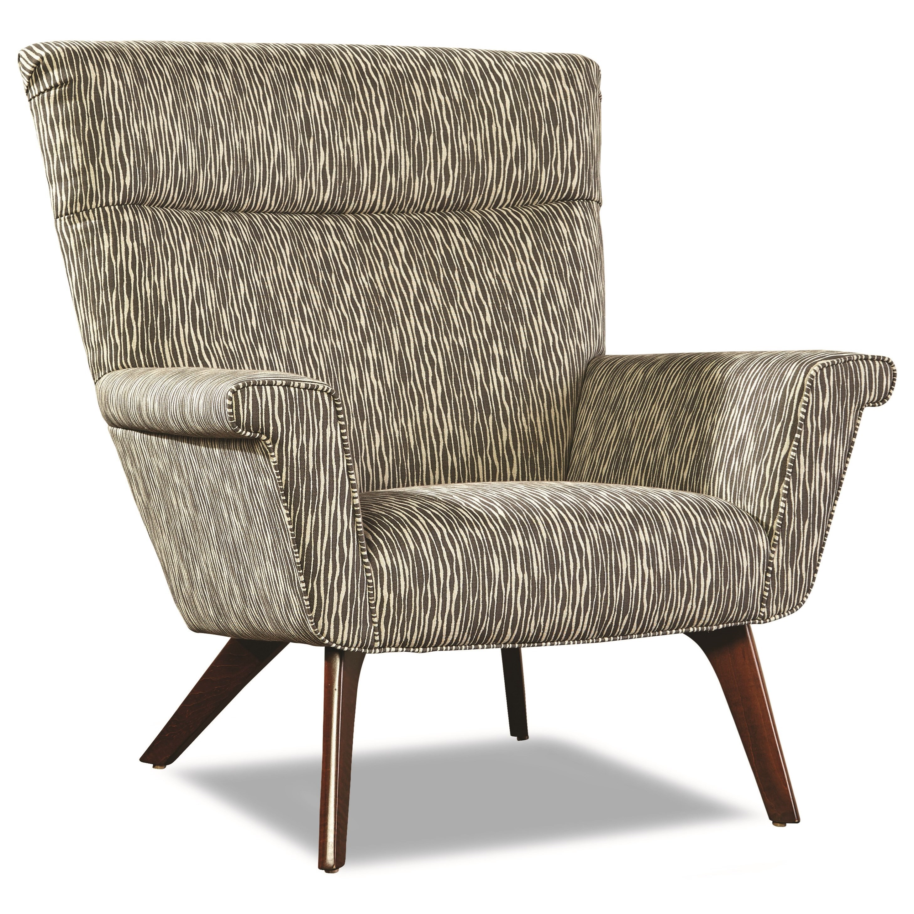 7723 Upholstered Accent Chair by Geoffrey Alexander at Sprintz Furniture
