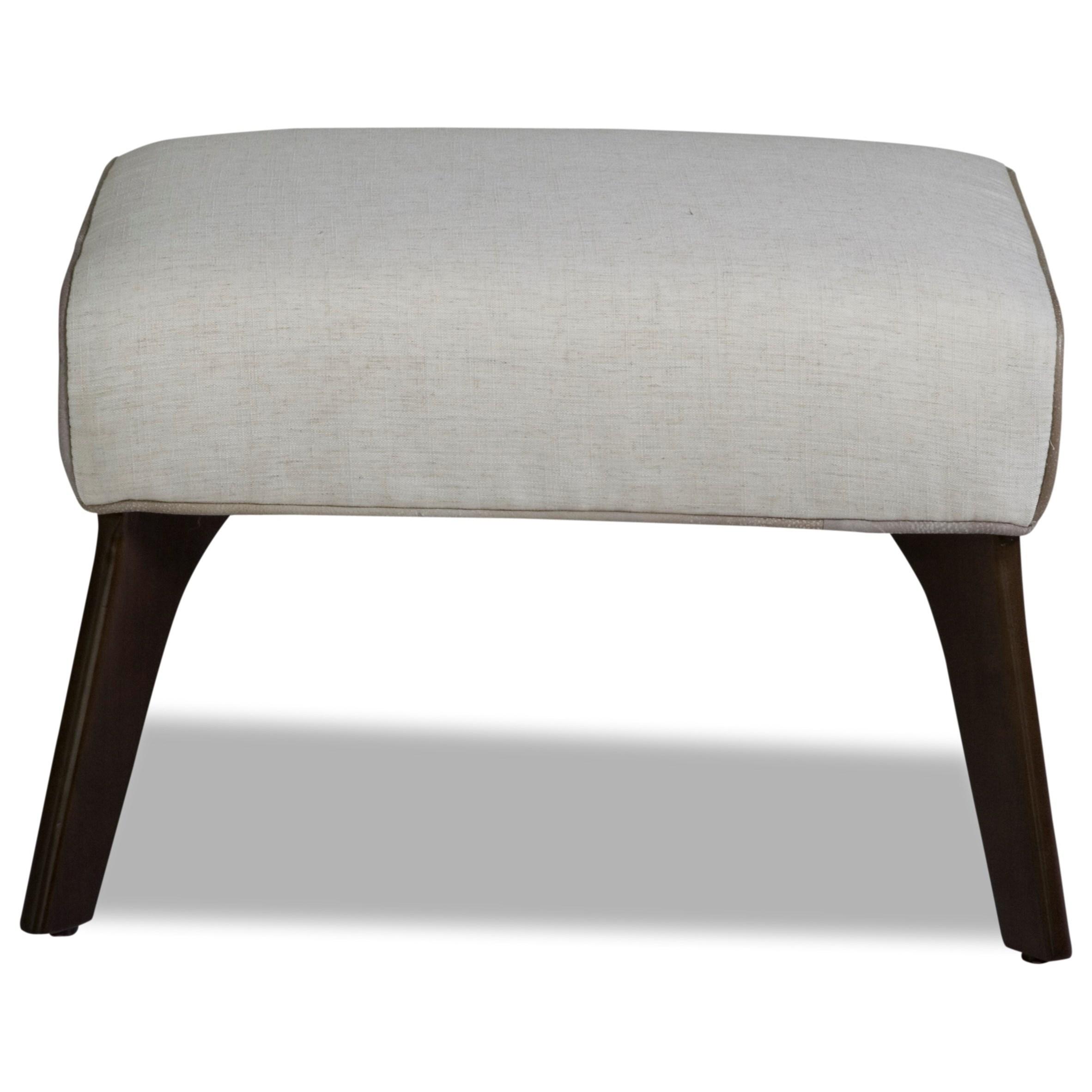 7723 Ottoman by Geoffrey Alexander at Sprintz Furniture