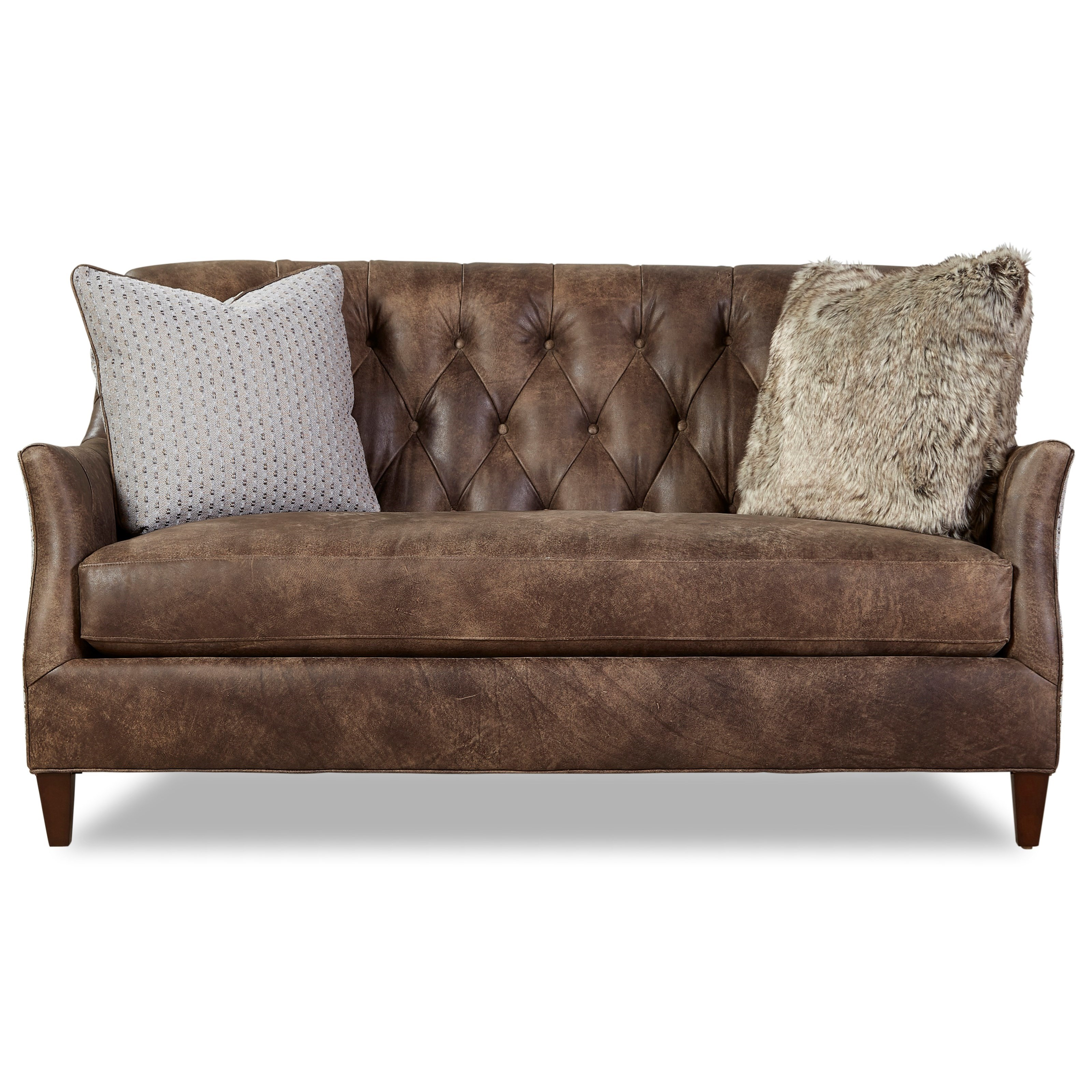 7765 Settee by Geoffrey Alexander at Sprintz Furniture