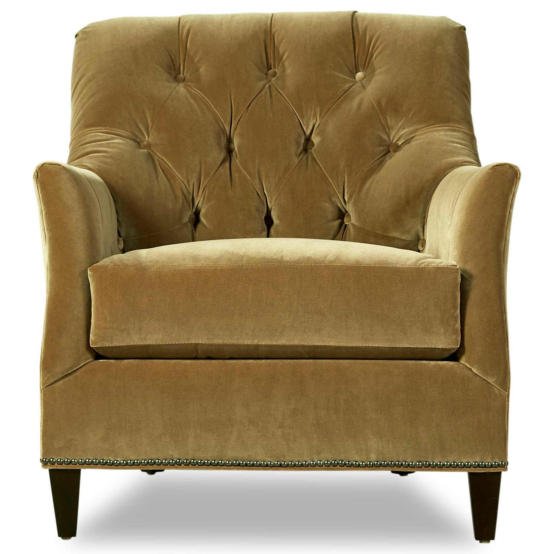 7765 Upholstered Chair by Huntington House at Belfort Furniture