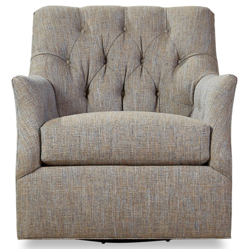 7765 Swivel Chair by Huntington House at Belfort Furniture