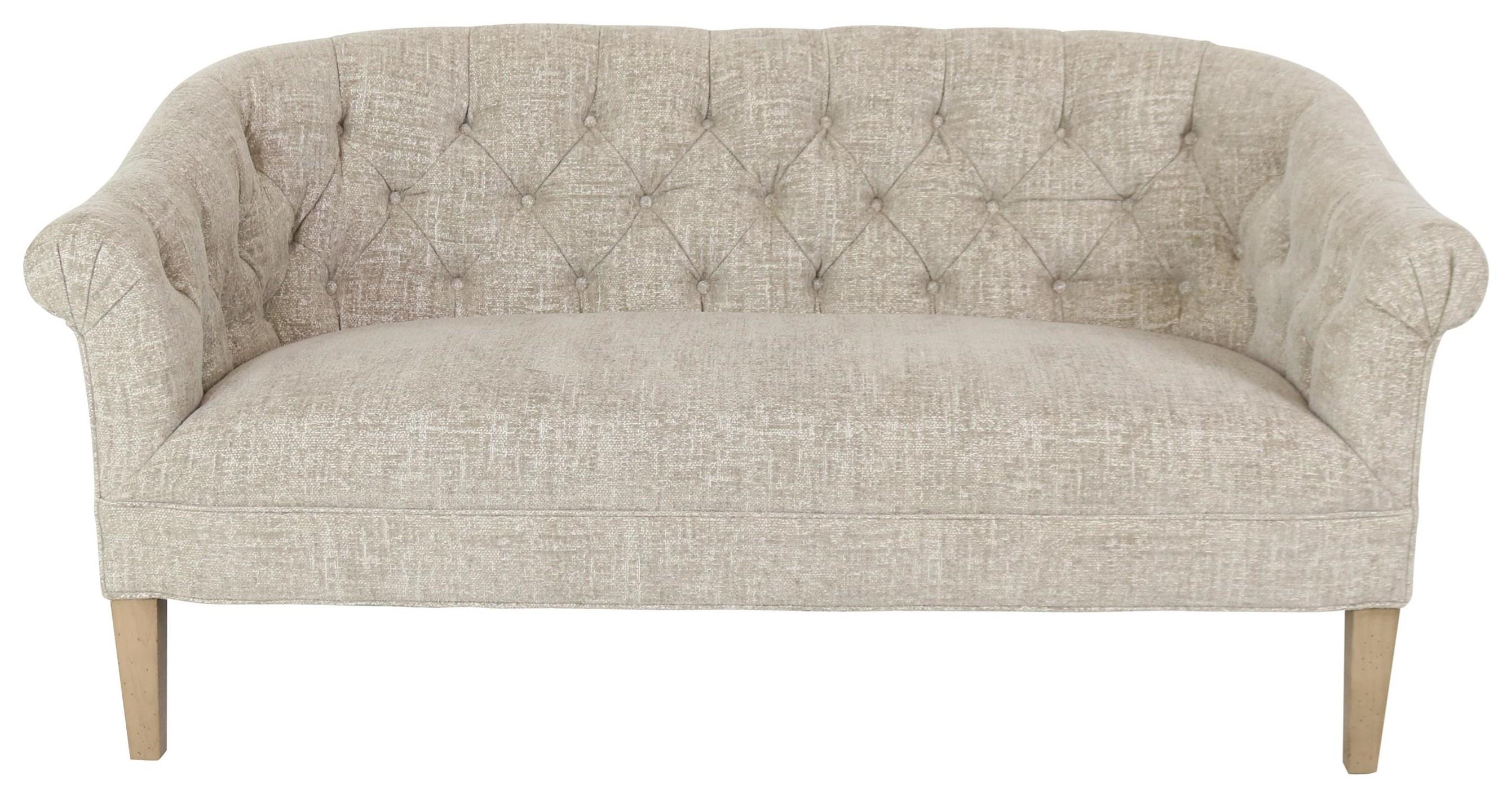7768 Settee by Geoffrey Alexander at Sprintz Furniture
