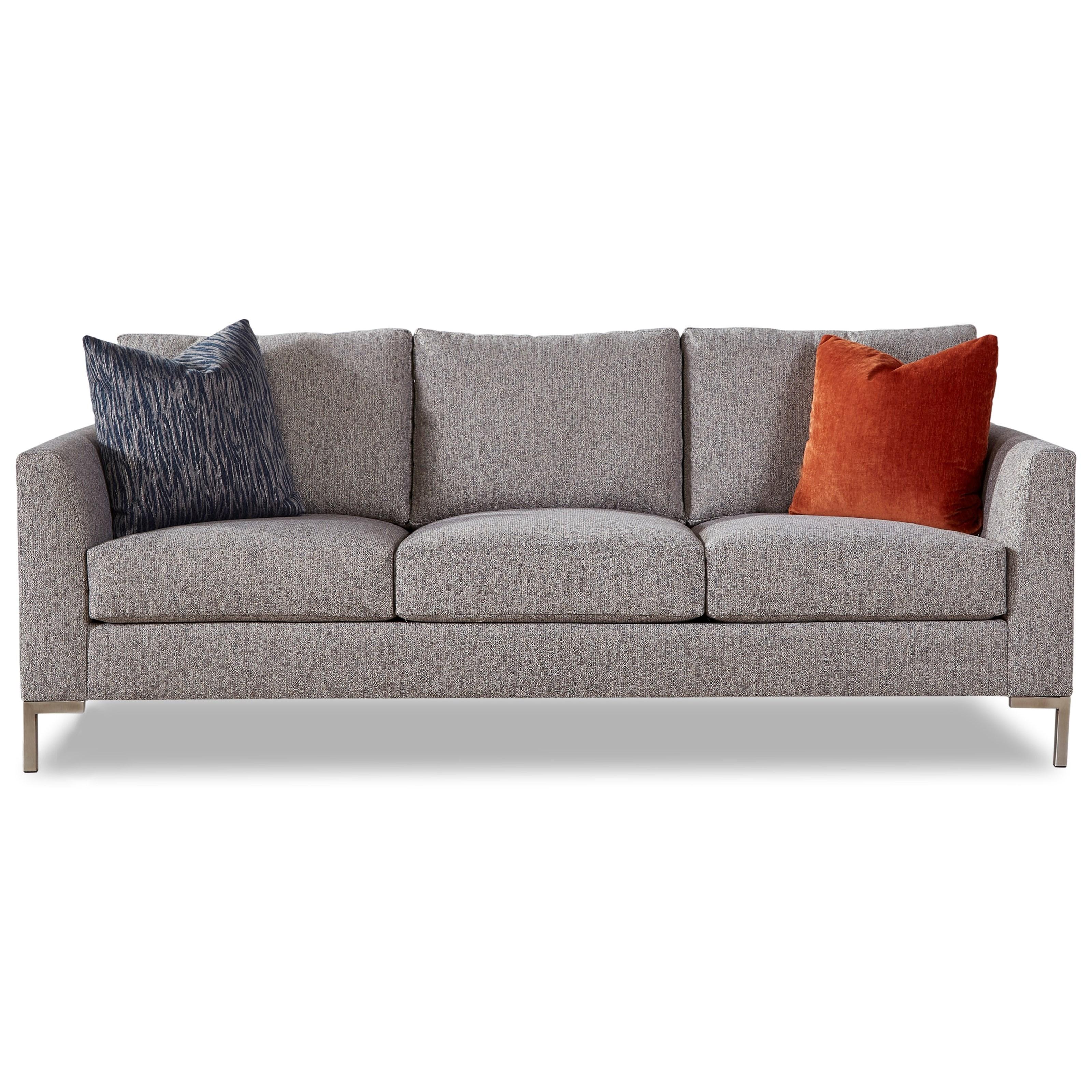 8014 Sofa by Geoffrey Alexander at Sprintz Furniture