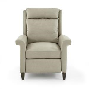 Contemporary Power High Leg Recliner