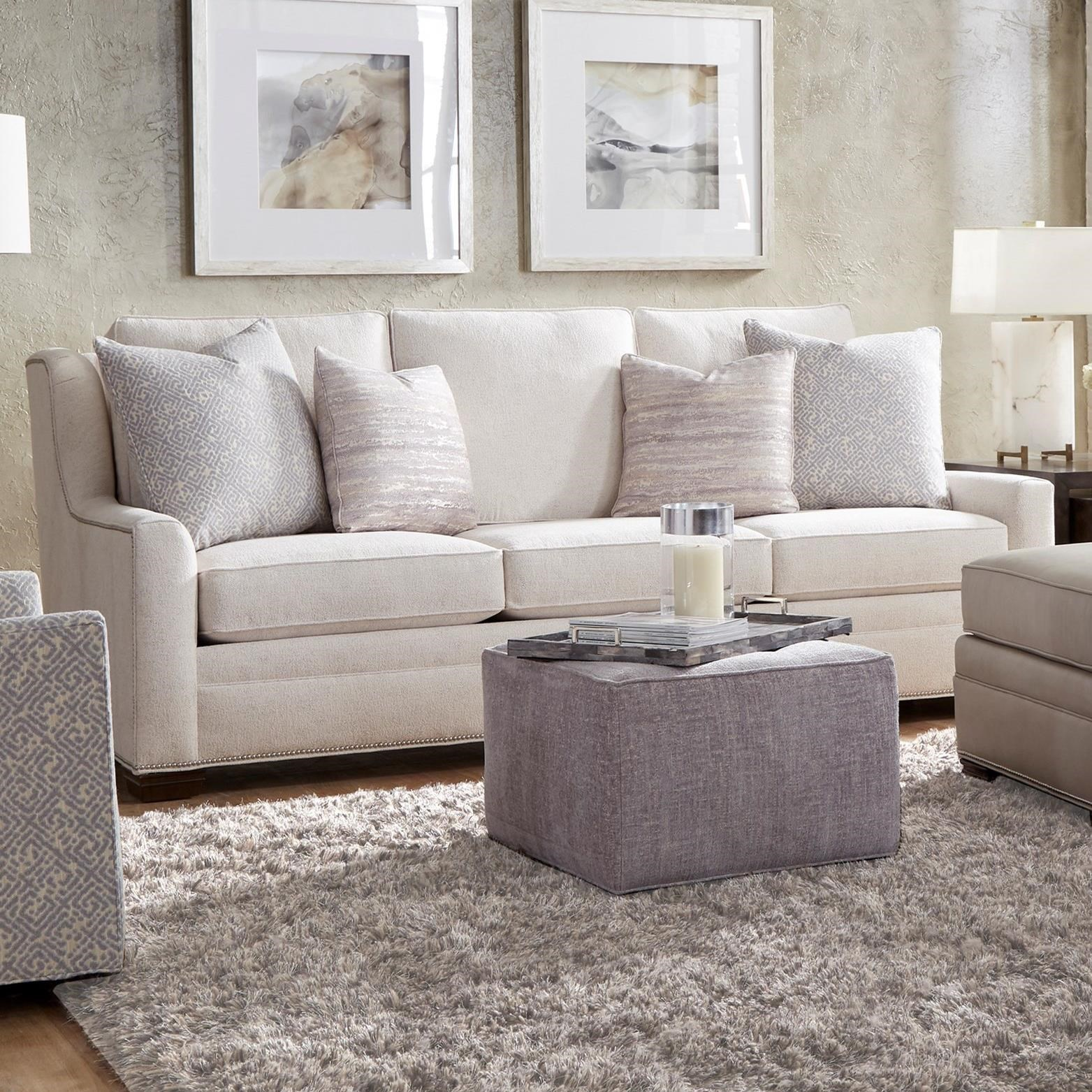 Cozy Sofa by Huntington House at Baer's Furniture