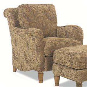 Huntington House 7073 Stationary Accent Chair