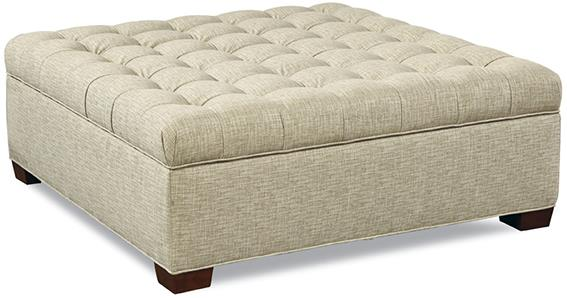 Ottoman Collection Ottoman by Huntington House at Baer's Furniture