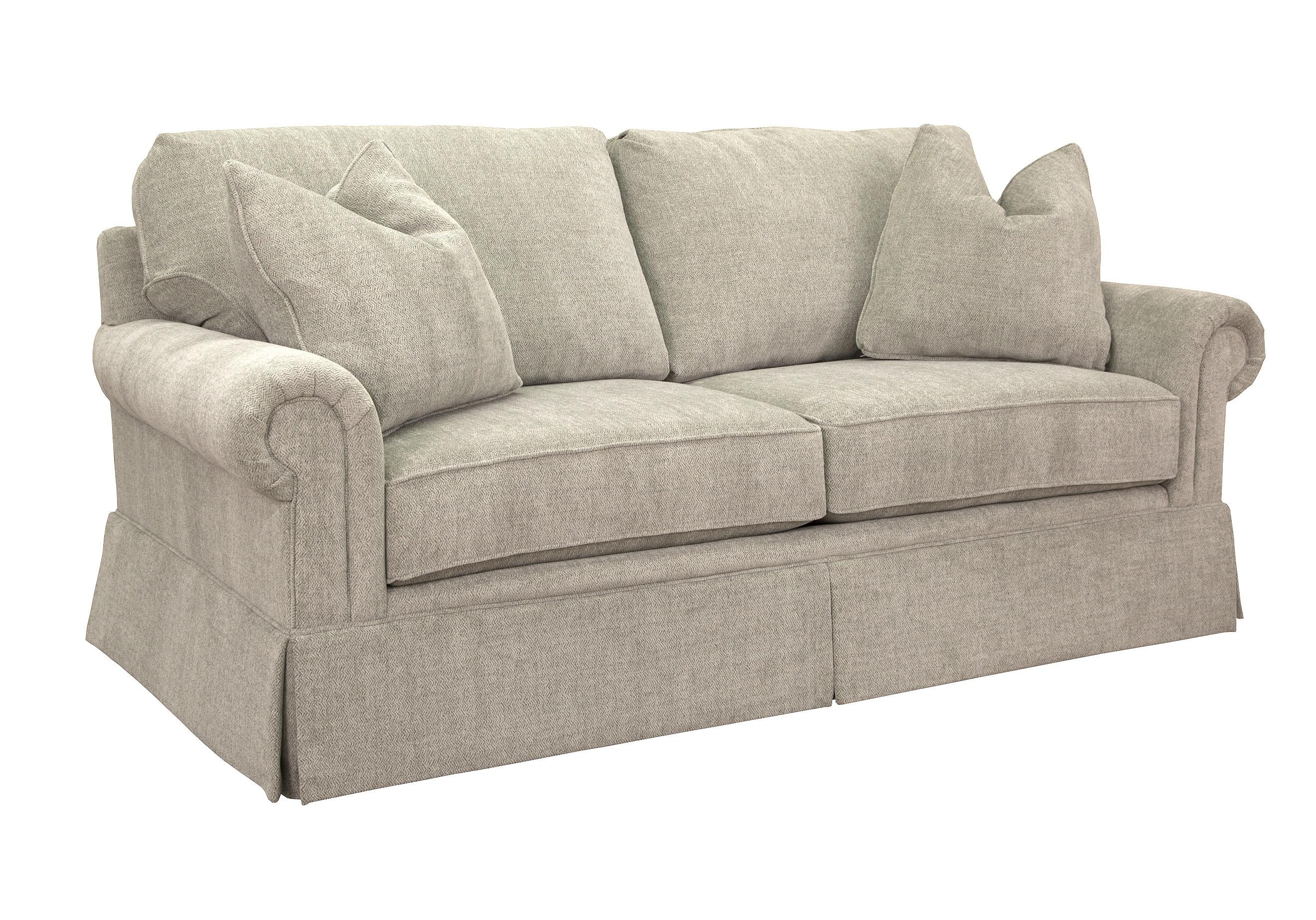 Solutions 2053 Two Cushion Sofa by Huntington House at Baer's Furniture