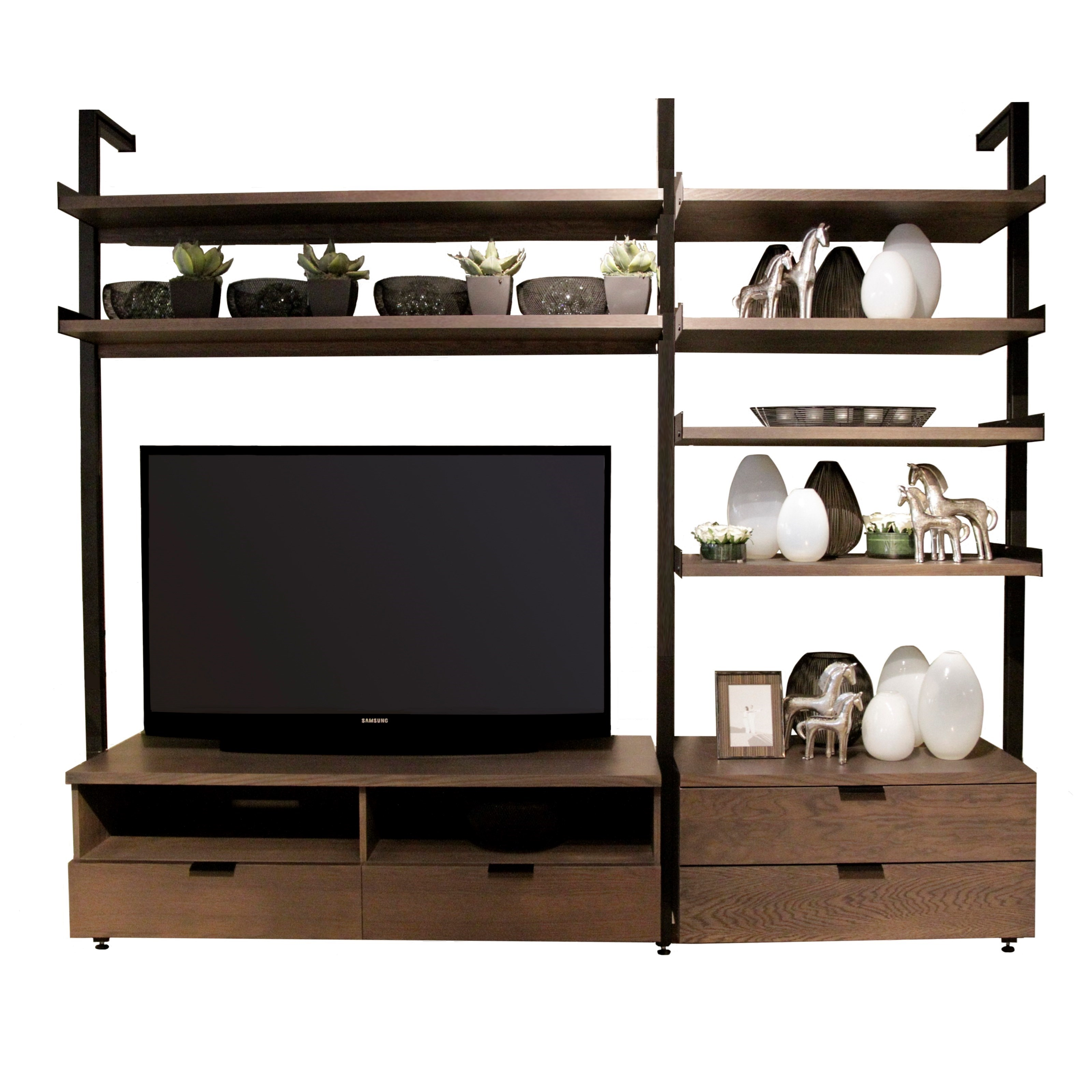 Gravity Media Stand by Huppe at C. S. Wo & Sons Hawaii