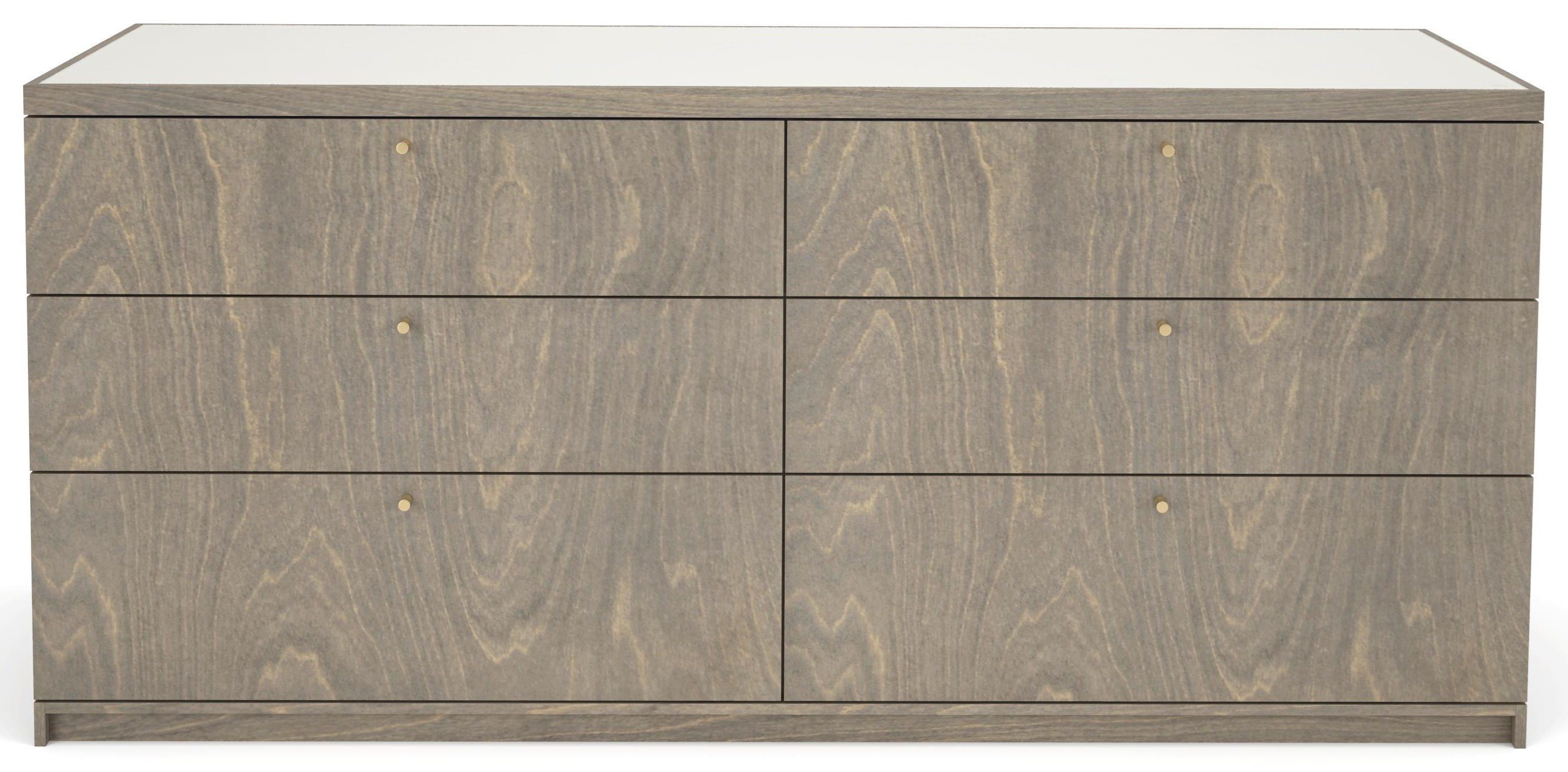 Wellington 6 Drawer Dresser by Huppe at C. S. Wo & Sons Hawaii