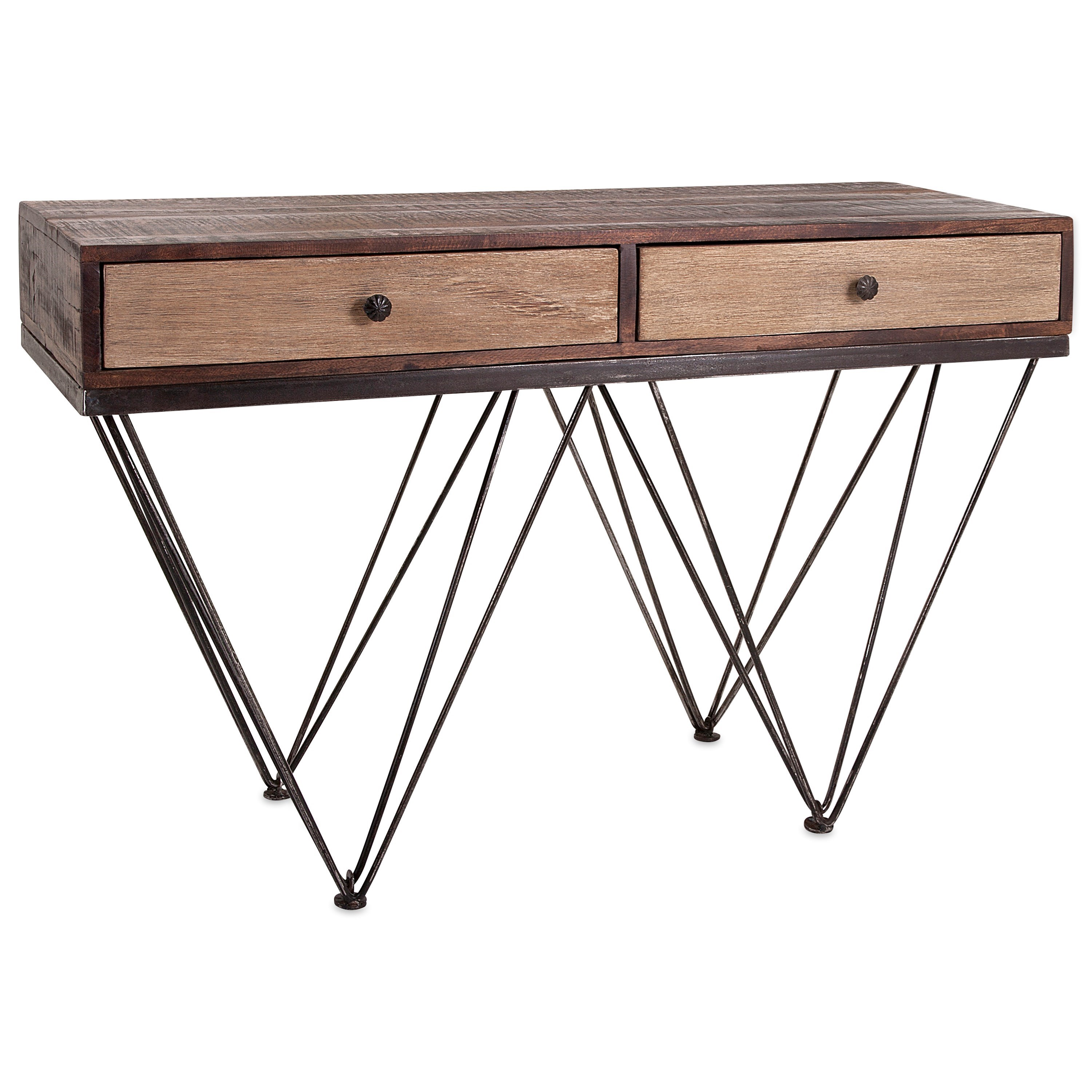Accent Tables and Cabinets Davena Console by IMAX Worldwide Home at Alison Craig Home Furnishings