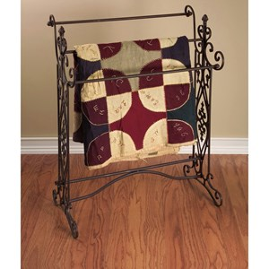 Quilt/Towel Rack