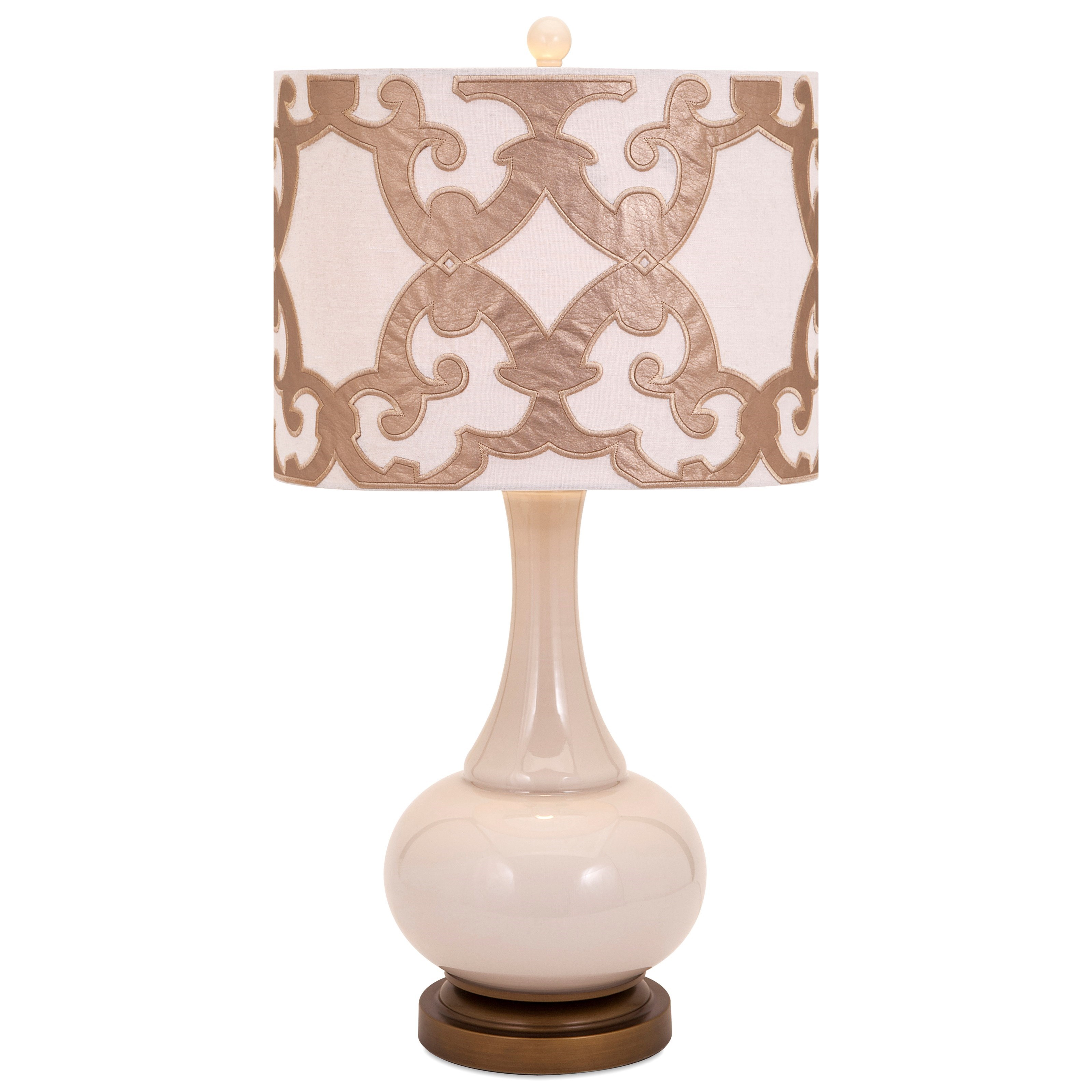 Becky Fletcher Hulsey Table Lamp by IMAX Worldwide Home at Alison Craig Home Furnishings