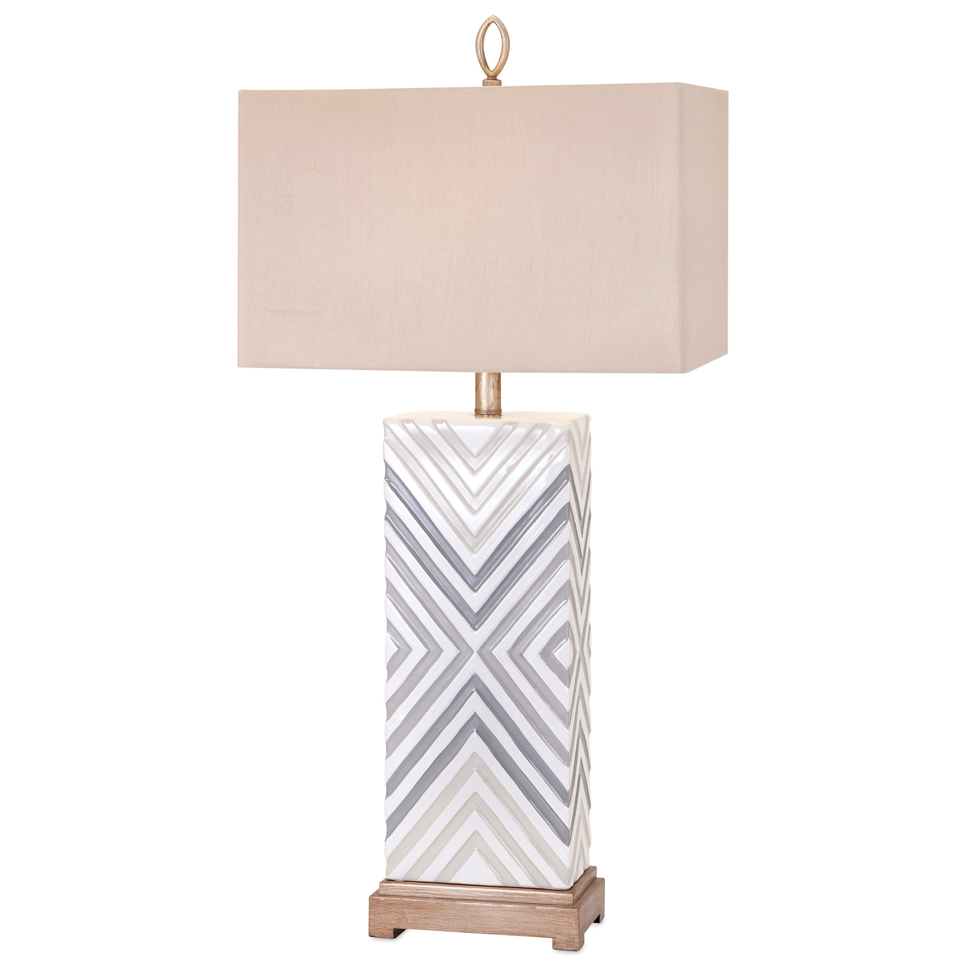 Becky Fletcher Lillian Table Lamp by IMAX Worldwide Home at Alison Craig Home Furnishings