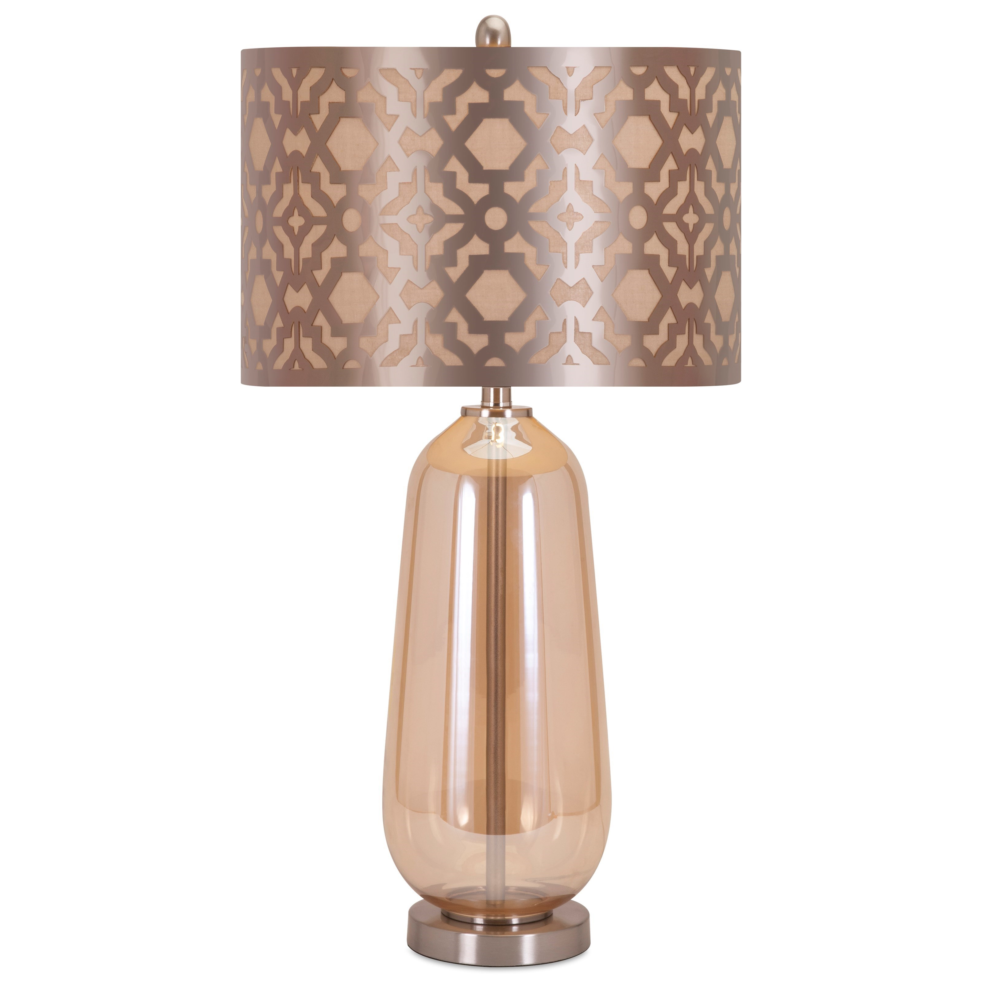 Becky Fletcher Swanson Table Lamp by IMAX Worldwide Home at Alison Craig Home Furnishings