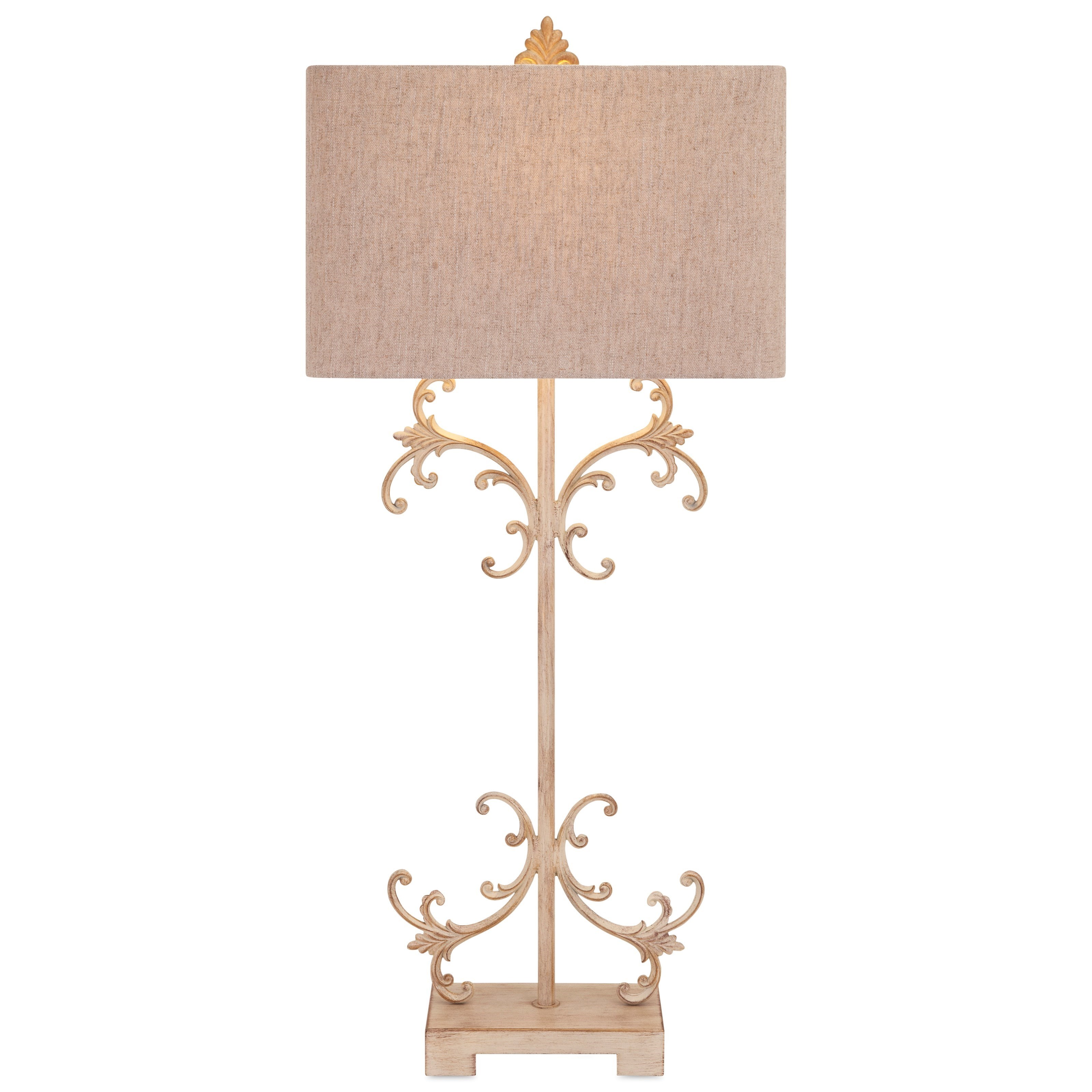Becky Fletcher Lauren Table Lamp by IMAX Worldwide Home at Alison Craig Home Furnishings