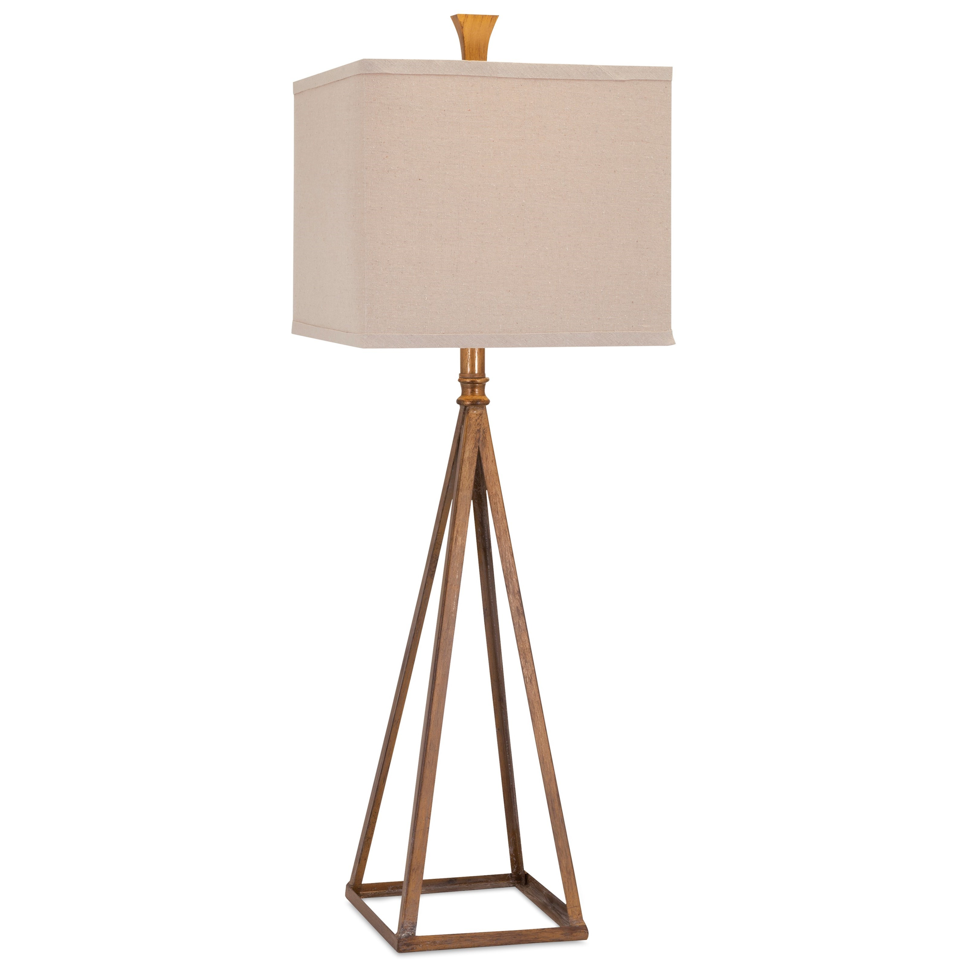 Becky Fletcher Austin Table Lamp by IMAX Worldwide Home at Alison Craig Home Furnishings