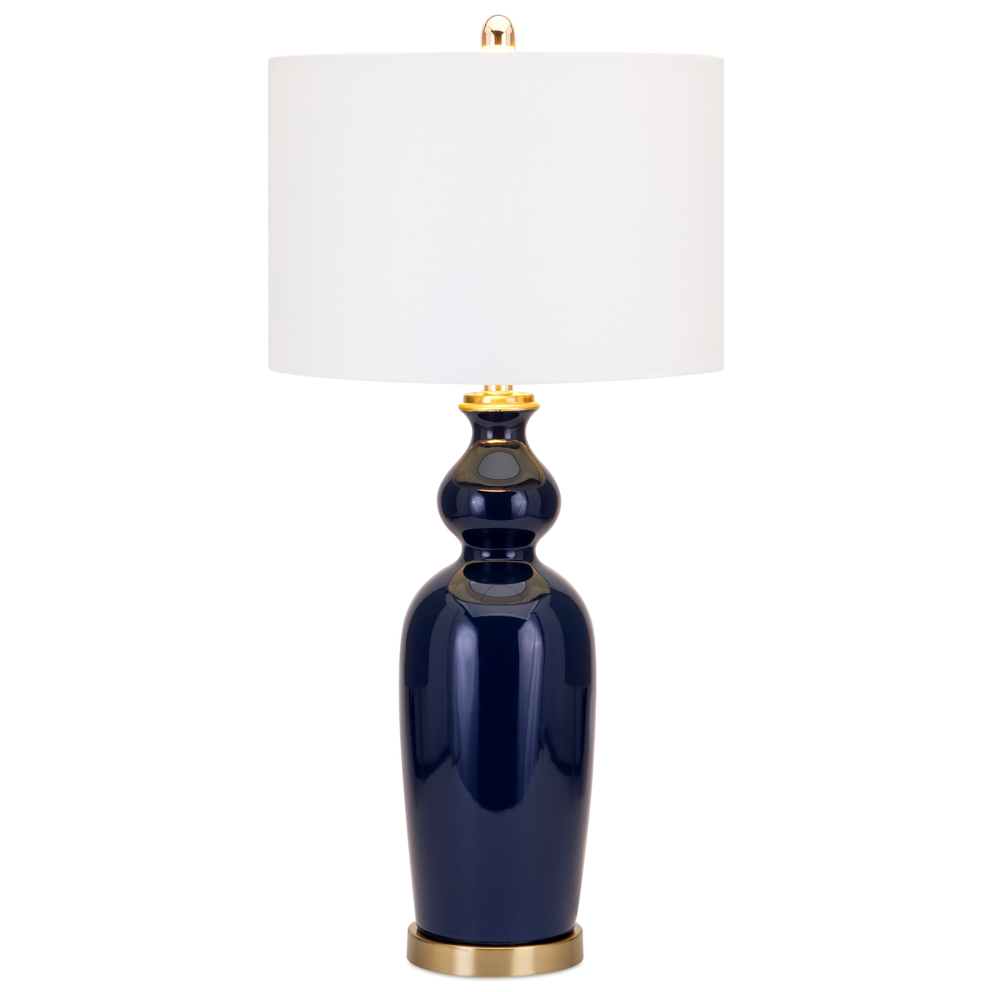 Becky Fletcher Farzin Table Lamp by IMAX Worldwide Home at Alison Craig Home Furnishings