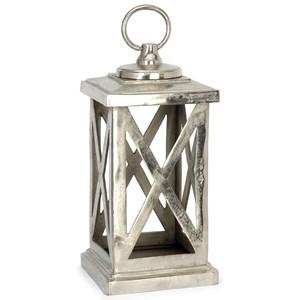 Keira Small Aluminum Lantern