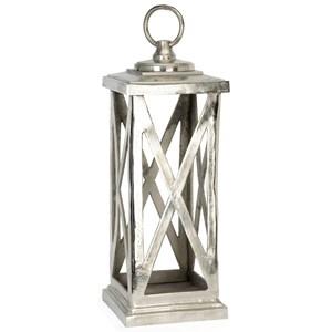 Keira Large Aluminum Lantern